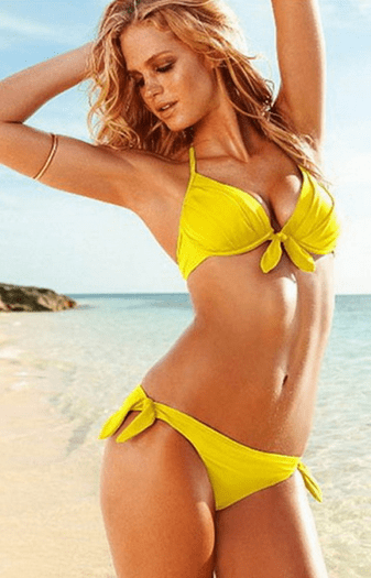 Sunshine Seduction Bikini Set