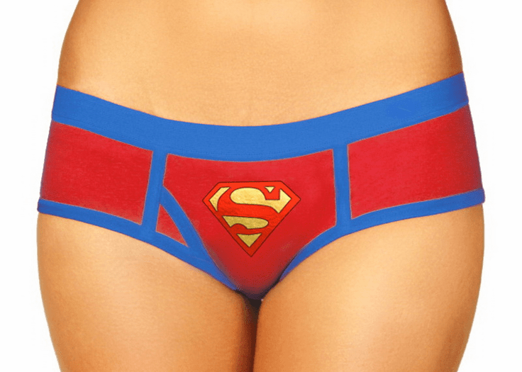 Superman Boyshort