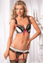 Sweet As Cupcakes Sexy 2 PC Bra Set
