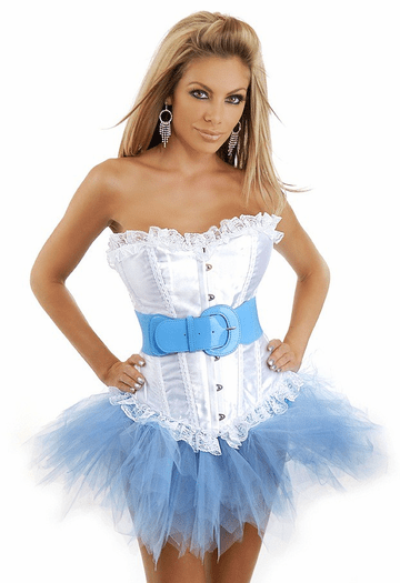 Sweet Dreams Corset & Pettiskirt