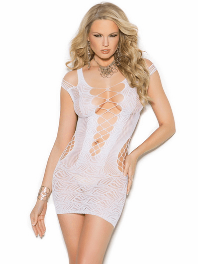 Sweetest Devotion Crochet Chemise