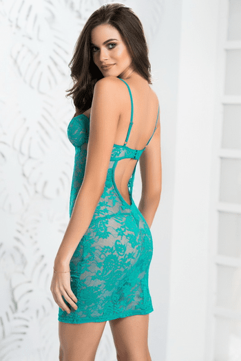 Sweetheart Lace Chemise