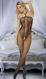 Tainted Love Crotchless Bodystocking