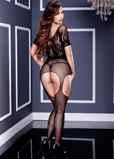 Take The Night Bodystocking