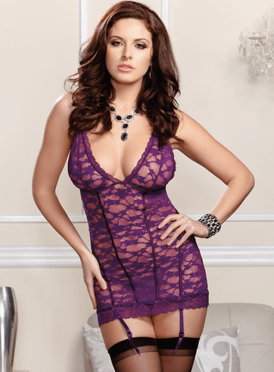 Take Your Time Sexy Chemise