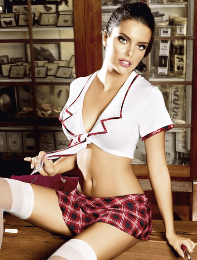 Teachers Pet Schoolgirl Costume