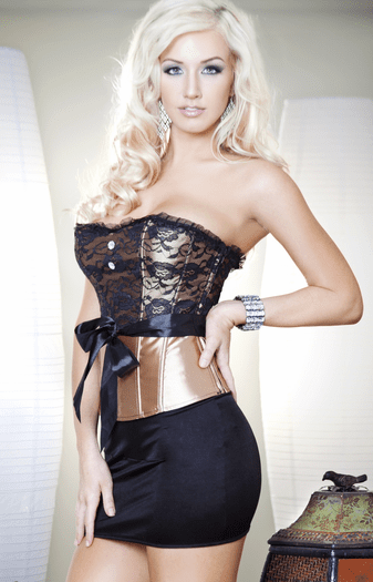 The Most Loved Corset Skirt Set