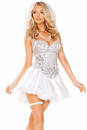 The Newlywed Bride Costume