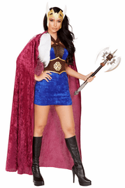 The Viking Queen Costume