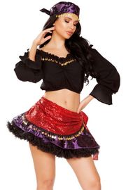 Traveling Gypsy Costume
