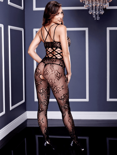 Trouble Lace Bodystocking
