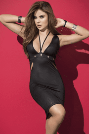 Turn Up The Heat Bodycon Dress