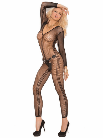 Turn You On Bodystocking