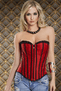 Twice As Hot Reversible Corset