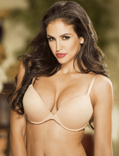 Ultimate Beige Push-Up Bra