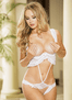 Ultimate Seduction Open Bust & Crotchless Teddy