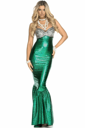 Under The Sea Mermaid Costume