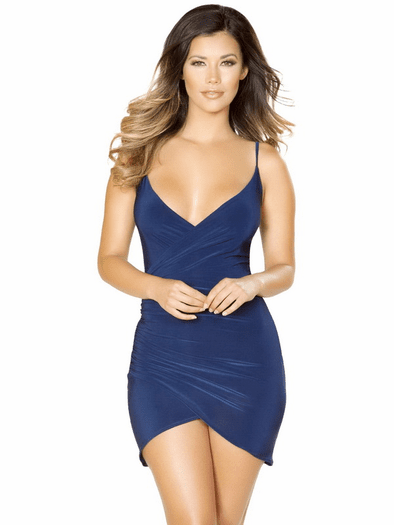 Unforgettable Spaghetti Strap Dress