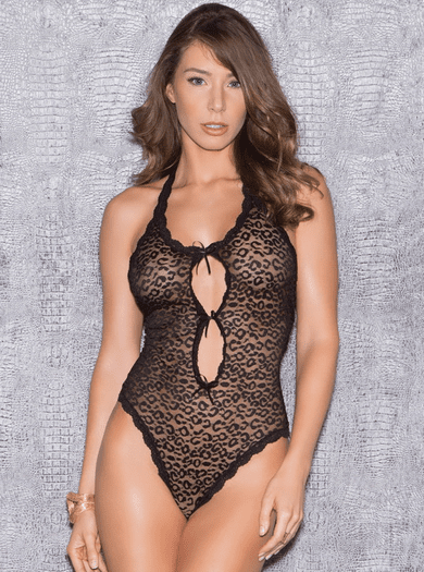 Untamed Desires Sexy Teddy
