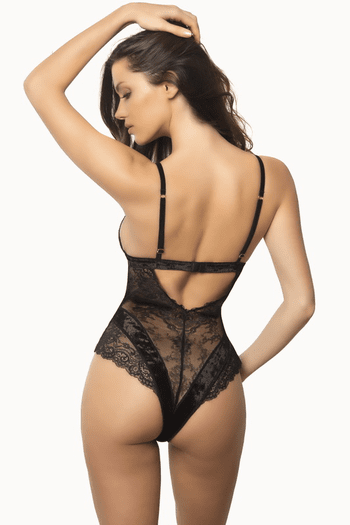 Velvet Lace Teddy