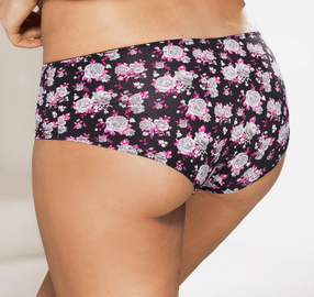 Victorian Rose Hipster Panty