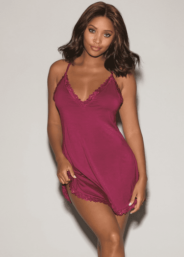 Want You Bad Classic Chemise