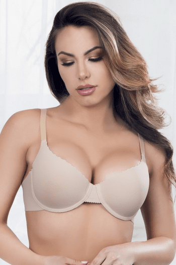 Wavy Push Up Bra