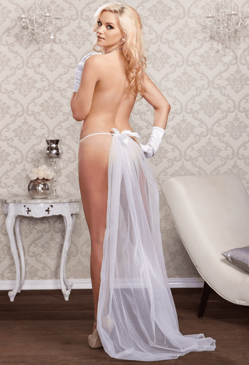 Wedding Wonderland Sexy Panty