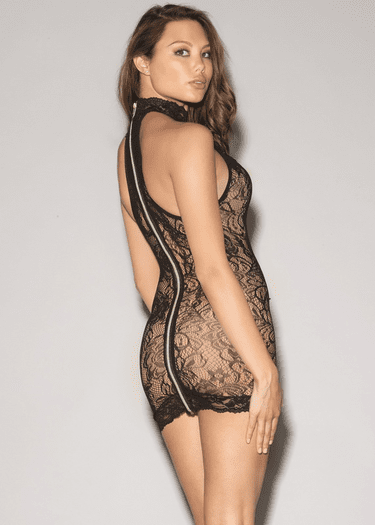 When I Look At You Lace Chemise