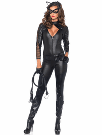 Wicked Kitty Sexy Costume