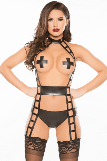 Wild Cupless Playsuit Teddy