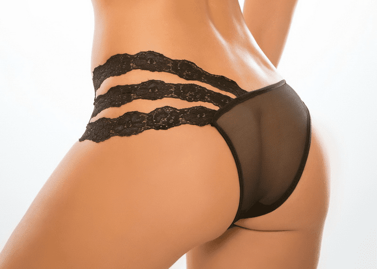 Wild Orchid Panty