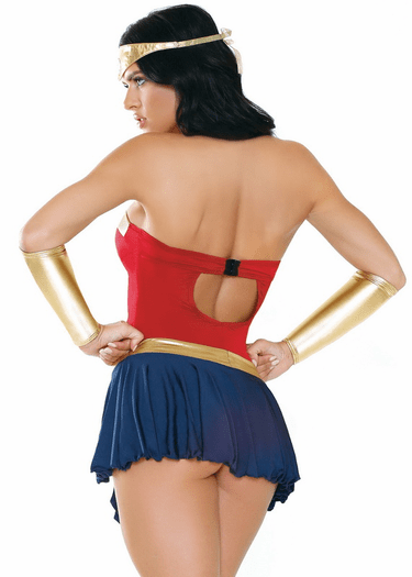 Wonder Bae Bedroom Costume Set