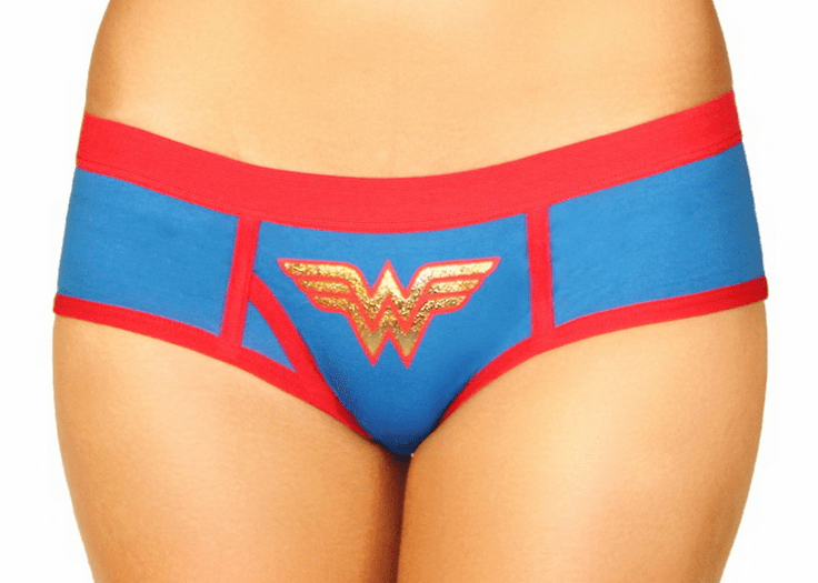 Wonder Woman Boyshort