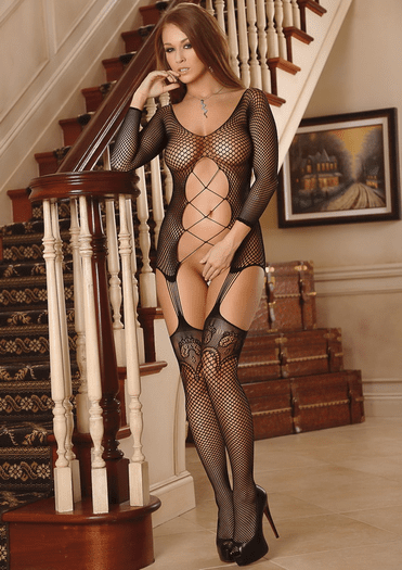 Your Desire Is My Command Sexy Bodystocking