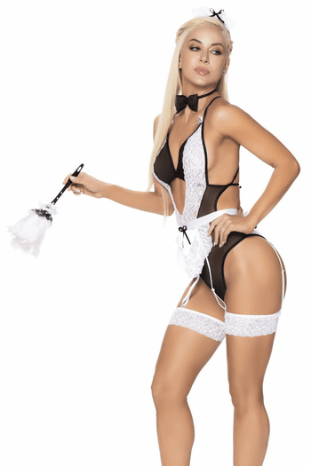 Your Personal Maid Bedroom Costume