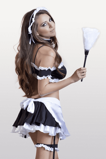 Your Private Maid Sexy Costume