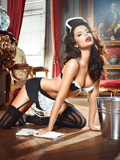 Your Private Maid Sexy Bedroom Costume