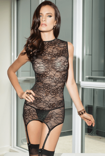 Yours For The Night Sexy Chemise