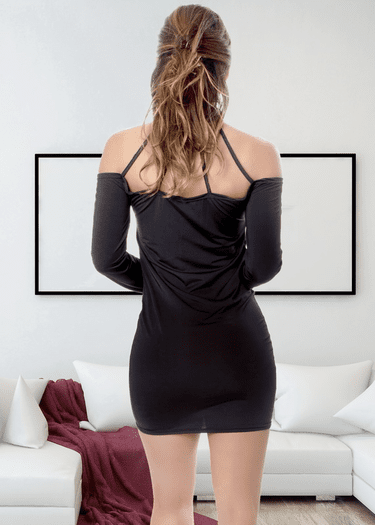 Yours If You Want Bodycon Dress