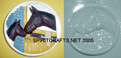 ANIMAL PLASTER CRAFTING MOLDS