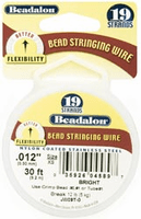 BEADING CORD, WIRE AND SUPPLIES