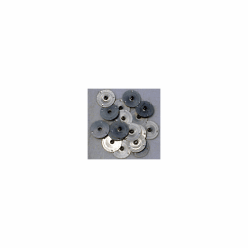 BULK ROUND WICK TABS (5 LB / APPROX 3000 PIECES)