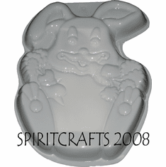 "BUNNY RABBIT CAKE MOLD PAN (10"" x 13"")"