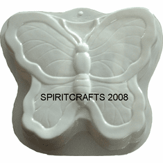"BUTTERFLY CAKE PAN MOLD (10"" x 9"")"