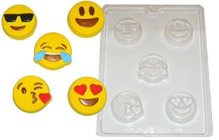 CHOCOLATE OR WAX EMBED MOLDS