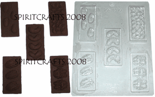 CHOCOLATE <br> BAR MOLDS </br>