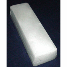 CONTAINER WAX, 4 LB BLOCK