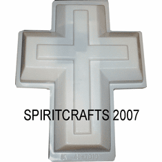 "CROSS CAKE PAN MOLD (10"" x 12"")"