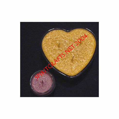 CRYSTALLIZING WAX, CONTAINER BLEND